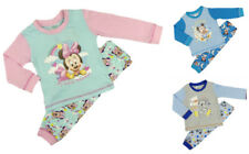 Bebé Minnie Mouse Mickey Mouse Pijama Ropa de dormir SETS 6-9m to 18-24m meses