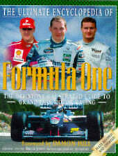 THE ULTIMATE ENCYCLOPEDIA OF FORMULA ONE: THE DEFINITIVE ILLUSTRATED GUIDE TO GR