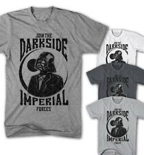 Camiseta Hombre Join The Darkside IMPERIAL FORCES Star Wars Darth Juego di12915