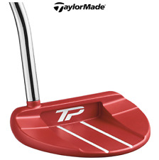 TaylorMade Golf TP Red Collection Ardmore Putter  with SuperStroke Grip