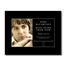 PAUL MCCARTNEY - Many Years From Now Mini Poster