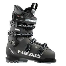 HEAD Uomo Scarpe da Sci Sci scarponi Advant Edge 125 X Antracite Black