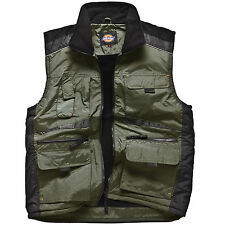 HOMME DICKIES UTILITAIRE gilet gilet taille M - XXL Gilet vert olive bw11700