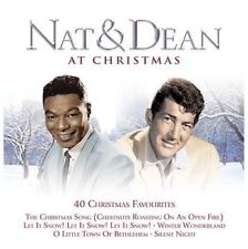 Dean Martin/Nat King Cole - Nat Et dean At Christmas NOUVEAU CD