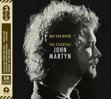 JOHN MARTYN - May You Never : The Essential John Martyn NUOVO CD
