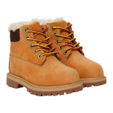 Timberland 6 In Premium Waterproof Shearling Lined Boot Toddler Botas y botines