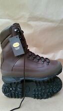 Karrimor SF Goretex Cold Wet Weather Brown Combat Boots Size 8 M 8M Brand New