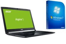 "NOTEBOOK ACER A517 - CORE i5-7200U - SSD + HDD - WINDOWS 7 PRO - 17.3"" FULL HD"