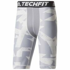Adidas Techfit Chill Print Short Collants de course