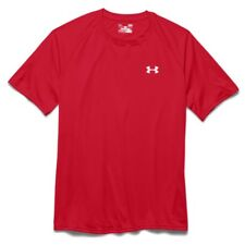 Under Armour Camiseta Hombre UA Tech ™ MANGA CORTA ROJO
