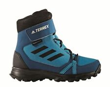 c025154b940 Adidas Performance Boys Winter Shoes terrex Snow CF CP CW K Blue Black