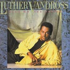 vandross, Luther - Give Me The Reason Nuovo CD