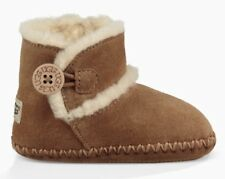 Genuine Baby UGG Booties boot shoes SALE chestnut lemmy sparrow