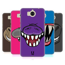 HEAD CASE DESIGNS GRINS HARD BACK CASE FOR HUAWEI Y6 (2017) / NOVA YOUNG