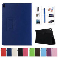 PU Leather Stand Case Cover For Apple iPad 5th Gen 9.7 2017 New Mini Air 1 2 3 4