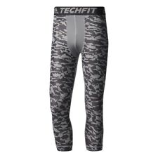 Adidas Techfit Chill 3 4 Print Collants de course