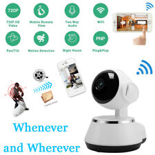 ACALI Wireless Pan Tilt Network Security CCTV IP Camera Night Vision WiFi Webcam