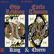 Otis Redding & CARLA THOMAS - KING & Queen (Japonés Atlanti NUEVO CD