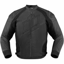 ICON HYPERSPORT PRIME STEALTH cuir Veste moto toutes tailles