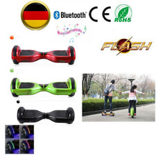 "Hoverboard Electric Balance Scooter Bluetooth Smart 2 ruedas 6.5 ""+ CE + LED"