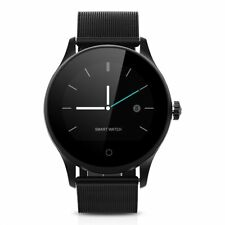 Smart Wrist Watch with Heart Rate Monitor Watch Bluetooth Phone, for iOS Android