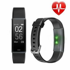 Fitness Tracker HR, Tracker with Heart Rate Monitor Watch Waterproof