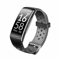 Fitness Tracker Heart Rate Monitor Smart Bracelet Bluetooth 4.0 Waterproof Smart