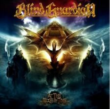 Ciego GUARDIAN - At The Edge Of Time NUEVO CD