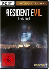 Resident Evil 7-Biohazard Gold Edition (PC,PS4,XBoxOne) Actiongane Vorbestellung