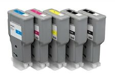 encre pour Canon ipf680 ipf685 ipf780/PFI-207 MBK BK C M Y INK CARTRIDGE 300ml