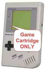 Nintendo Game Boy - 50+ Titles - Select From List - Game Cartridge ONLY