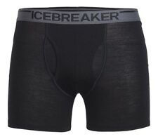 Icebreaker Anatomica Boxers With Fly Ropa interior