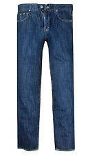 Boss Black Jeans Columbia (regular fit) Navy Blue 100% CO