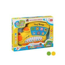Piano Educativo con Luz y Sonido Trenecito Junior Knows
