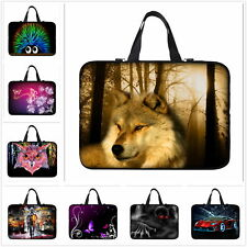 """Handle Case Bag Sleeve Cover For 15"""" 15.4"""" 15.6"""" Acer TravelMate Laptop Notebook"""