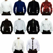 Designer Chemise homme B-Ware Stand COL STICK kent brillance longues manches