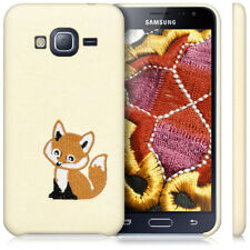 kwmobile  CUSTODIA SOFT CASE PER SAMSUNG GALAXY J3 (2016) DUOS BACK COVER CON