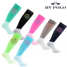 Aqua HV Polo Cove Knee High Womens Socks