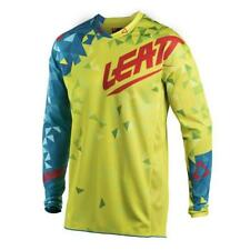 Leatt Gpx 4.5 Lite Camiseta de motocross 2018 - Lima Teal Enduro MX Cross