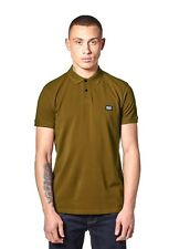 WEEKEND OFFENDER MEN's PREISTLEY POLO SS OLIVE