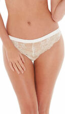 Charnos Bailey Bridal Brief 155110 Brief Knickers Sizes 8 10 12 14 16 18 Ivory