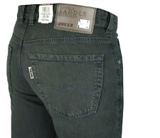Pantalones Vaqueros de Joker Clark (confort fit) 2325/583 Oliva Coloured Denim