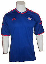 Adidas valerenga Oslo If [ Talla L/XL ] Camiseta Local azul NUEVO Y EMB. orig.