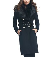 GUESS BY MARCIANO CAPPOTTO DONNA MELTON NERO