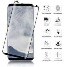 Samsung Galaxy S9 / S9 Plus - 3D Curved Coverage Tempered Glass Screen Protector