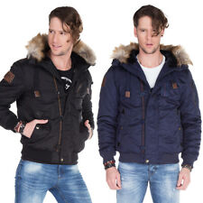 Shelly & Baxx Uomini giacca bomber Cm128