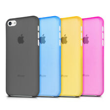 SLIM COVER PER APPLE IPHONE 5C CUSTODIA ULTRA SOTTILE BACK CASE