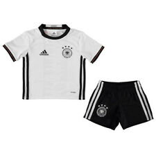 Adidas Allemagne DFB football Home Set Mini Kit Pantalon en tricot 92 98 110