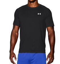 Under Armour Maglietta Uomo UA Tech ™ Shortsleeve Nero