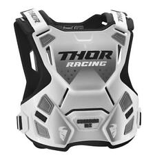 THOR YOUTH GUARDIAN MX ROOST DEFLECTOR Motocross Kinder Brustpanzer 2018 - weiss